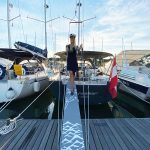 GS Composite Full carbon gangway